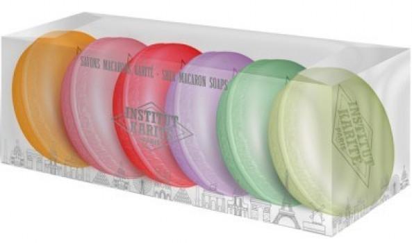 Set di sapone - Institut Karite Shea Soaps (soap/6x27g) — foto N1