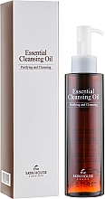 Profumi e cosmetici Olio struccante idrofilo - The Skin House Essential Cleansing Oil