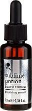 Profumi e cosmetici Siero lenitivo con estratto di aloe vera e olio di semi di girasole - Allwaves Sublime Potion Soothing Serum