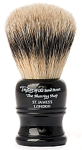 Profumi e cosmetici Pennello da barba, SH2B nero - Taylor of Old Bond Street Shaving Brush Super Badger Size M