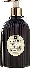 Profumi e cosmetici Vivian Gray Vivanel Neroli & Ginger - Sapone liquido alla crema