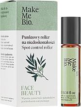 """Profumi e cosmetici Roller viso """"Tea Tree"""" - Make Me Bio Face Beauty Spot Control Roller"""
