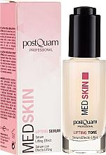 Profumi e cosmetici Siero-lifting anti-rughe - PostQuam Med Skin Lifting Serum