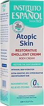 Profumi e cosmetici Crema-emulsione - Instituto Espanol Atopic Skin Restoring Emollient Cream