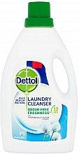 Profumi e cosmetici Detersivo antibatterico per bucato antibatterico - Dettol Laundry Cleanser Fresh Cotton