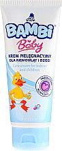 Profumi e cosmetici Crema idratante per bambini - Pollena Savona Bambi Cream