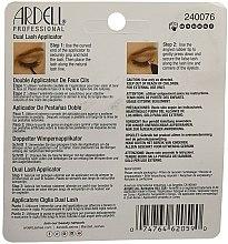 Profumi e cosmetici Applicatore per ciglia finte - Ardell Dual Lash Applicator