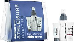 Profumi e cosmetici Set - Dermalogica Athleisure Essentials Skin Care Kit (eye/gel/mask/6ml + f/toner/50ml + f/primer/7ml)