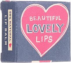 Profumi e cosmetici Balsamo labbra - Bath House Beautiful Lovely Lips Red Berry Lip Balm