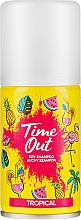 Profumi e cosmetici Shampoo secco - Time Out Dry Shampoo Tropical