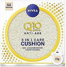 Profumi e cosmetici Cushion - Nivea Q10 Plus Anti-Aging Radiance BB Cushion