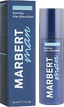Profumi e cosmetici Balsamo dopobarba - Marbert Man Skin Power Soothing After Shave Balm