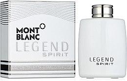 Profumi e cosmetici Montblanc Legend Spirit - Eau de toilette (In miniatura)