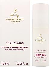 Profumi e cosmetici Siero viso rassodante antietà - Aromatherapy Anti-Ageing Instant Skin Firming Serum