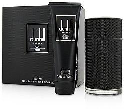 Profumi e cosmetici Alfred Dunhill Icon Elite - Set (edp/100ml + sh/gel/90ml)