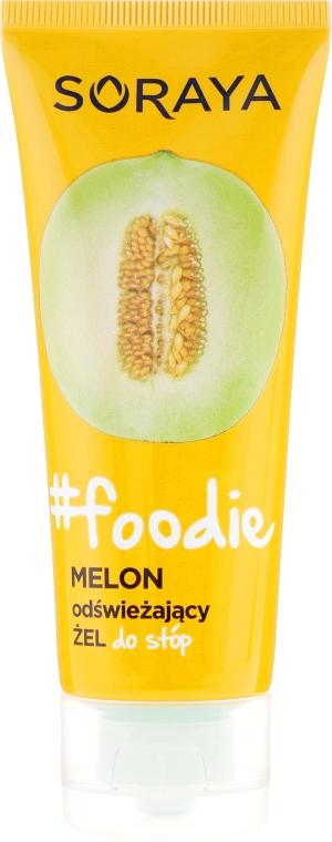 Gel piedi idratante - Soraya Foodie Melon Gel