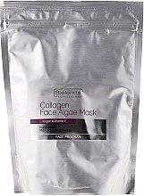 Profumi e cosmetici Maschera viso al collagene - Bielenda Professional Collagen Face Algae Mask (ricarica)
