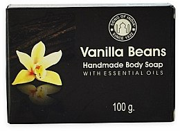 Profumi e cosmetici Sapone - Song of India Soap Vanilla Beans
