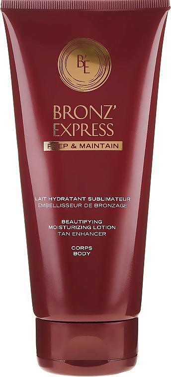 Lozione corpo idratante - Academie Bronze Express Beautifying Moisturizing Lotion — foto N1
