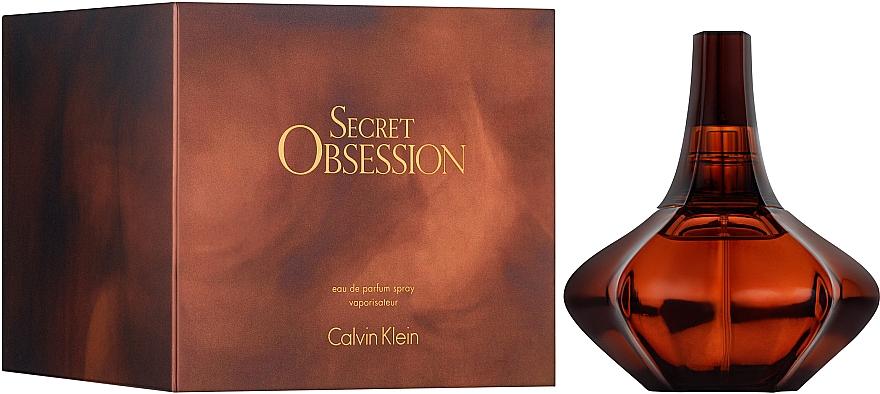 Calvin Klein CK Secret Obsession - Eau de Parfum