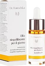 Profumi e cosmetici Olio per viso con pipetta - Dr. Hauschka Clarifying Day Oil