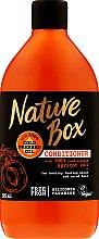 Profumi e cosmetici Condizionante all'olio di albicocca spremuto a freddo - Nature Box Apricot Oil Conditioner