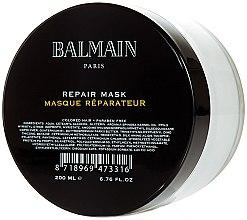 Profumi e cosmetici Maschera idratante per capelli - Balmain Paris Hair Couture Repair Mask