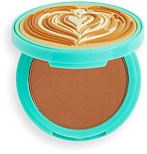 Profumi e cosmetici Terra abbronzante - I Heart Revolution Tasty Coffee Bronzer