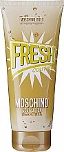 Profumi e cosmetici Moschino Gold Fresh Couture - Lozione corpo