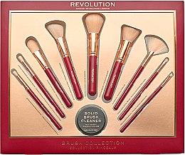 Profumi e cosmetici Set pennelli trucco - Makeup Revolution Brush Collection