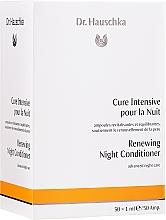 Profumi e cosmetici Trattamento rinnovante, da notte - Dr. Hauschka Renewing Night Conditioner