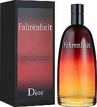 Profumi e cosmetici Dior Fahrenheit - Eau de toilette