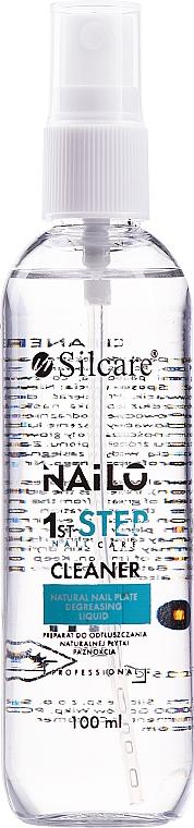 Sgrassante per unghie - Silcare Cleaner Nailo