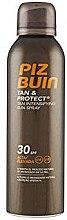 Profumi e cosmetici Spray solare - Piz Buin Tan&Protect Tan Intensifying Sun Spray SPF30