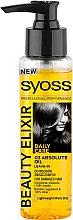 Profumi e cosmetici Elisir con micro oli per capelli secchi e danneggiati - Syoss Beauty Elixir