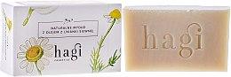 Profumi e cosmetici Sapone naturale con olio di semi di camelia - Hagi Soap