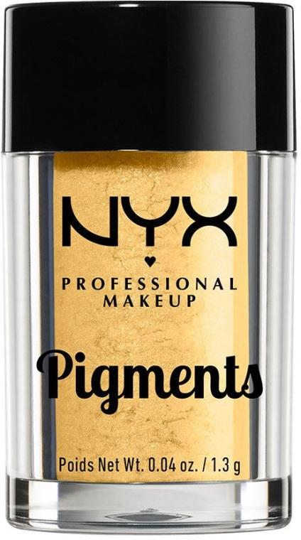 Pigmento per il trucco - NYX Professional Makeup Pigments — foto N1