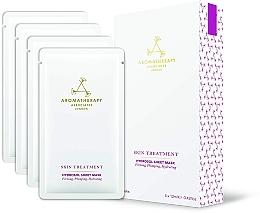 Profumi e cosmetici Maschera in tessuto ringiovanente - Aromatherapy Associates Skin Treatment Hydrosol Sheet Mask