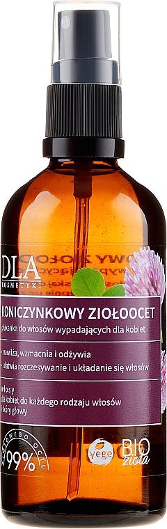 Condizionante anti-caduta dei capelli, con estratto di trifoglio - DLA