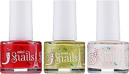 Profumi e cosmetici Set smalti per unghie - Snails Festive Mini