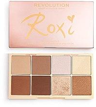 Profumi e cosmetici Palette illuminanti - Makeup Revolution Roxxsaurus Roxi Highlight & Contour Palette