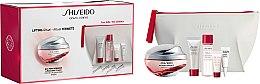 Profumi e cosmetici Set - Shiseido Bio-Performance Advanced Super Revitalizing (cr/50ml+cleans/f/15ml+treat/30ml+conc/5ml+eye/treat/3ml+bag)