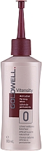 Profumi e cosmetici Lozione per permanente 0 - Goldwell Vitensity Performing Lotion 0