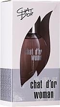 Profumi e cosmetici Chat D'or Chat D'or Woman - Eau de Parfum