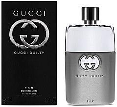Profumi e cosmetici Gucci Guilty Eau Pour Homme - Eau de toilette
