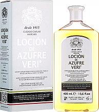 Profumi e cosmetici Lozione anticaduta dei capelli - Intea Azufre Veri