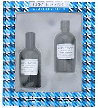 Profumi e cosmetici Geoffrey Beene Grey Flannel - Set (edt/120ml + a/sh/b/120ml)