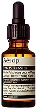 Profumi e cosmetici Olio per il viso - Aesop Fabulous Face Oil