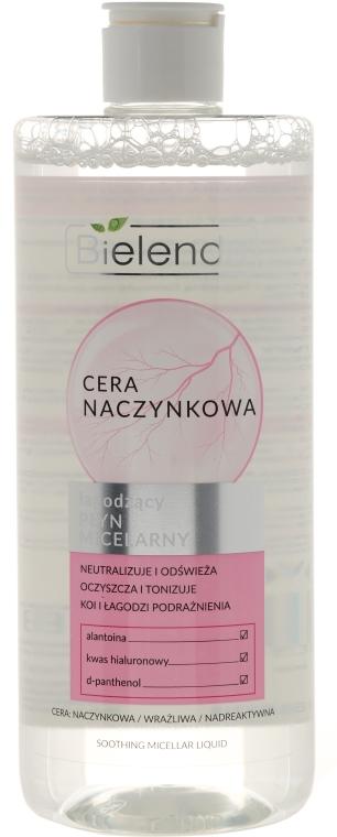 Acqua micellare lenitiva - Bielenda Capillary Skin Soothing Micellar Liquid
