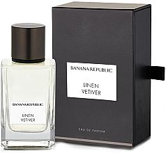 Profumi e cosmetici Banana Republic Linen Vetiver - Eau de Parfum